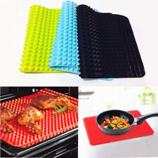 Pyramid Baking Mat Silicone Pan Sheet Home Kitchen Cooking Tools Accessories New
