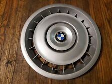 "(1) OEM Used 1994-97 BMW E36 530i 540i 740i 750i 15"" Hubcap Full Wheel Cover #C"