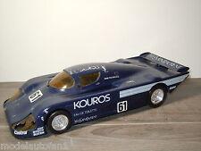 Mercedes C9 Kouros Racing Car (Length Model 38cm) *22187