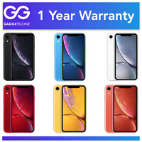 Apple iPhone XR | AT&T - T-Mobile - Verizon Unlocked | All Colors & Storage