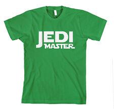 Jedi Master Unisex Adult T-Shirt Tee Top