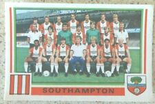 Panini football sticker 1985, Southampton