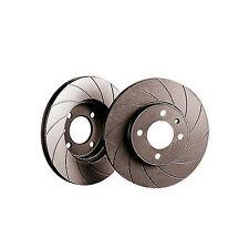 Black Diamond Rear Car Performance Brake Discs