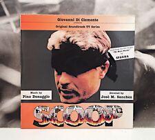PINO DONAGGIO - SCOOP - SOUNDTRACK OST LP EX/M- featuring SPAGNA - NO MORE WORDS
