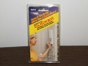 CHAMBERLAIN CLICKER UNIVERSAL KEYLESS ENTRY GARAGE DOOR OPENER NEW UNOPENED
