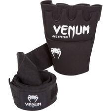 Articles bandages noirs unisexes pour arts martiaux et sports de combat