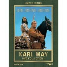 KARL MAY COLLECTION NO 1 3 DVD PIERRE BRICE NEU