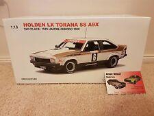 1:18 Biante LX A9X Torana #6 Alan Grice 1978 Bathurst 1000 2nd to Brock
