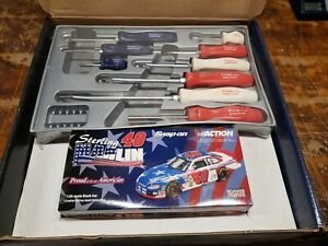 Snap On Proud To Be An American 9 Piece Screwdriver Set SDDX80SSDPAC