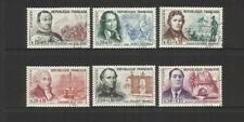 Red Cross French & Colonies Stamps