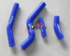 For Yamaha WR450F WRF450 2010 2011 2012 2013 2014 Silicone Radiator Hose BLUE