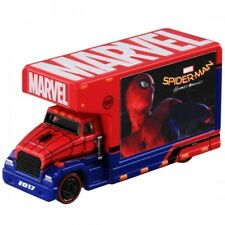 Tomica Marvel Tune Mov.1.0 Adtrack Spider-Man Homecoming japan
