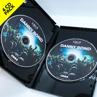 Danny Bond & Friends - Live @ Mint Warehouse (4CD Pack)