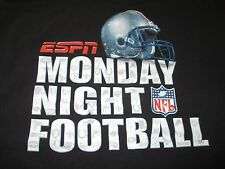 ESPN NFL MONDAY NIGHT FOOTBALL (LG) Shirt NEW ENGLAND PATRIOTS