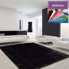 Tapis noirs rectangulaires pour la maison, 180 cm x 180 cm