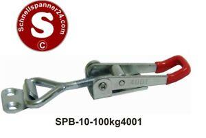 Bügelspanner / Verschlußspanner - Haltekraft: 100 kg