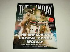 The Sunday Magazine May '15 Las Vegas 'Implosions Capital of the World' NEW