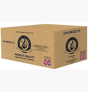 Starbuzz COCOBUZZ 2.0 Coconut Shisha Hookah Coal Charcoal 10kg Lounge Pack