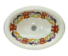 #082 MEXICAN SINK DESIGN DIFFERENT SIZES AVAILABLE