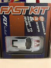 88236 FLY FLYSLOT FAST KIT PORSCHE 911 GT1 EVO SILVERSTONE BGTC 1999 1:32