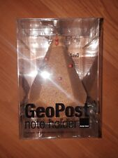 GeoPost Dually Function Paperweight Note Holder