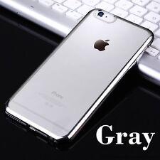 Estuches Funda Oro Plata Rosa Fino Para iPhone 6 6S 6 Plus 7 7 Plus ~ Case Cover