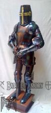 NEW MEDIEVAL WEARABLE KNIGHT FULL SUIT OF ARMOR COLLECTIBLE ARMOR COSTUME