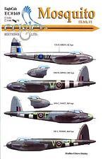EagleCals Decals 1/72 DE HAVILLAND MOSQUITO FB.Mk.IV Fighter Bomber Part 2