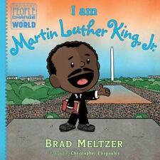 I am Martin Luther King, Jr. (Ordinary People Change the World) Brad Meltzer HC