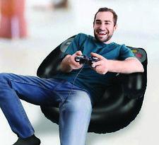 Jeu Gonflable Chaise Nouveauté Jeu Vidéo Playstation Controller Style Confort