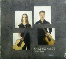 CD KAISER SCHMIDT - guitar duo, ovp