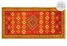 "$3600 One Kings Lane  Apadana Moroccan Gallery Rug, Orange  4'8""x9'10"""