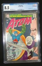 The Atom #24 CGC 8.5 VF 1966 Off-WHITE to White Pages Flawless New CGC Case