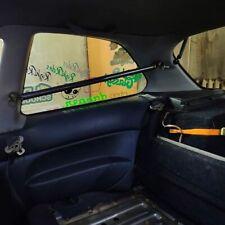 SIDE PILLAR Bar Set for Honda Civic 96-00 Ek Ej Type-R Si Sir VTi