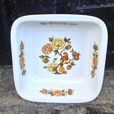 Vintage Retro Seltmann Weiden Serving Dish W Germany Nibbles Bowl Hor D'hoeuvres