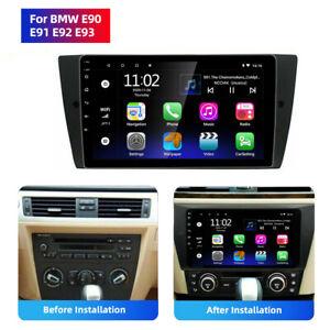 For BMW E90 E91 E92 E93 Android 3 Series Car Stereo Radio GPS Sat Nav DAB Player