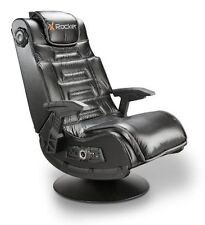 Video Gaming Chair XRocker PRO  Pedestal Wireless Xbox Playstation PS4 Game Movi