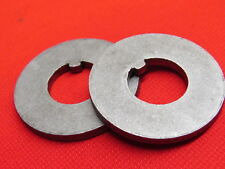 1928-48 Ford front hub bearing retainer washers  PAIR    B-1195