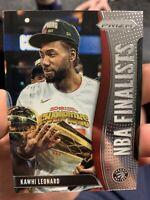 2019-20 Kawhi Leonard Panini Prizm NBA Finalists Insert #1 LA Clippers - QTY