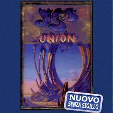 """YES """" UNION """"  MUSICASSETTA NUOVA   (MC - K7)"""