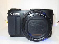 Canon PowerShot G1X g1 x Mark II Digital Camera +32GB