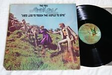 The New Seekers ‎– We'd Like To Teach The World To Sing, LP, OIS, US 1971, vg++