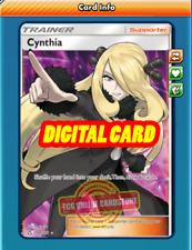 cynthia pokemon tcg - 173×225