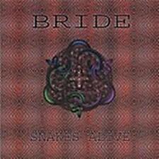 CD Bride SNAKES ALIVE christ HardRock Worship NEU & OVP