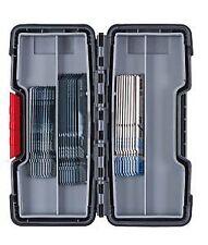Bosch 2607010903 Set de 30 Lames scie sauteuse Wood and Metal T 119 Bo...