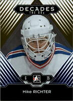2013-14 ITG Decades 1990s Gold #108 Mike Richter - NM-MT