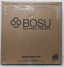 Bosu Ball Pro 65 cm Balance Trainer Exercise Gym Workout w/ Pump DVD & BOOK NEW