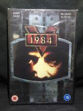 "NEW 1984 (Film of George Orwell's ""Nineteen Eighty-Four"") UK Import DVD Region 2"