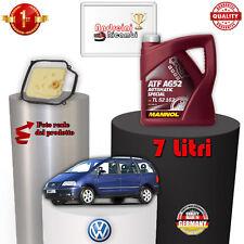 KIT FILTRO CAMBIO AUTOMATICO E OLIO VW SHARAN 1.8 T 110KW 2004 -> 2010 1056