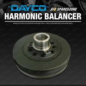 Dayco Powerbond Harmonic Balancer for Ford Falcon XH XH XR6 Ute EL